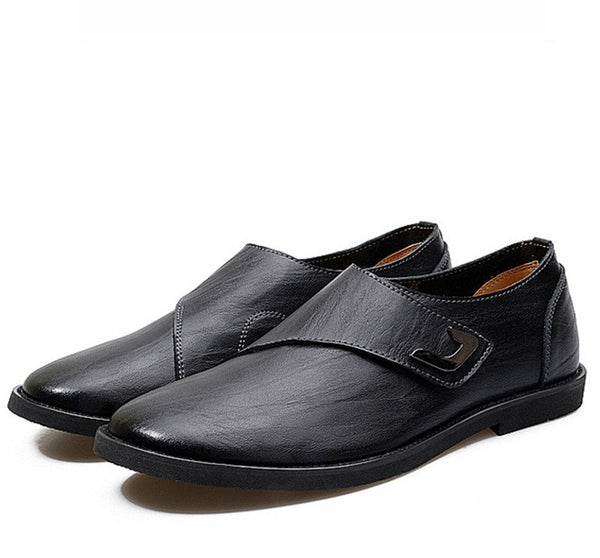 Mens shoes Real leather 3 colors