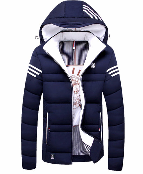 Mens jackets 3 colors