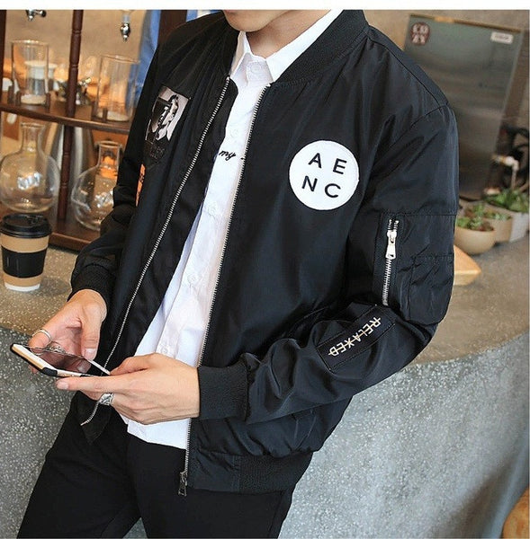 Jacket Bomber 2 colors