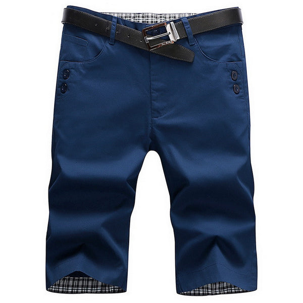 Mens Cotton Casual Shorts 6 colors