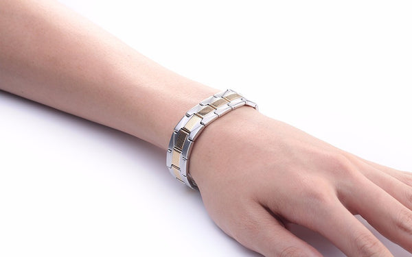 Men's Bracelets High Quality Stainless Steel