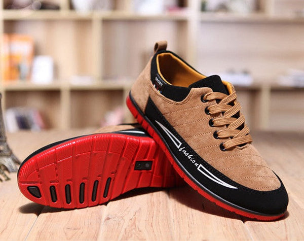 Men's shoes spring autumn 3 colors