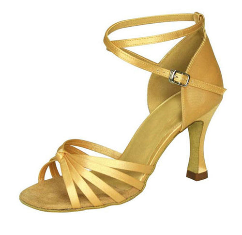 Claire Gold Dance Shoes