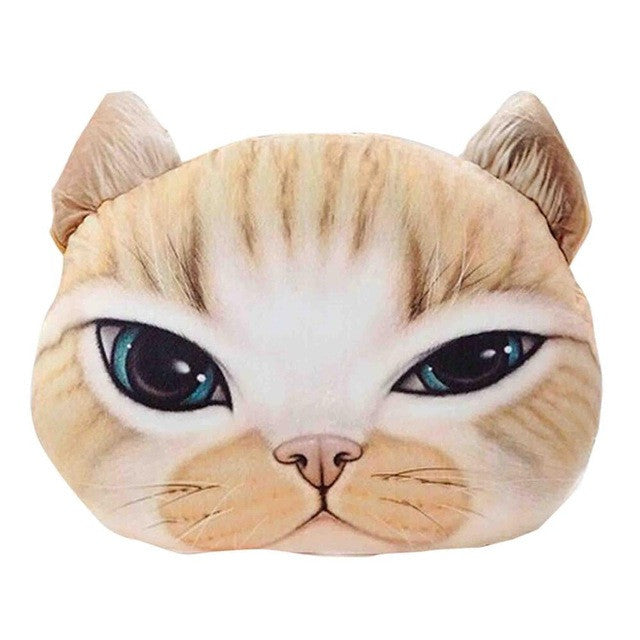 Cat Cushion Cover - Delighful Pet Accessories