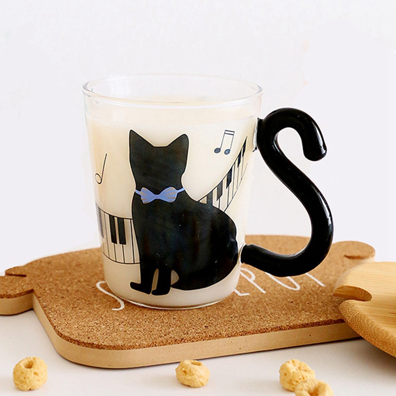 Cute Novelty Cat Mug - Delighful Pet Accessories
