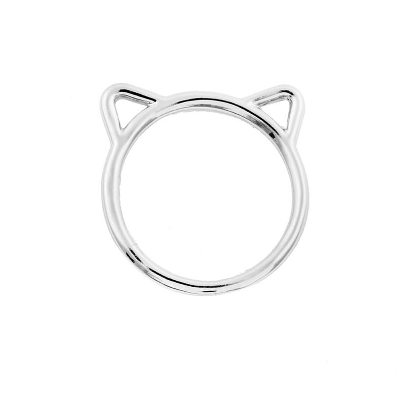 Kitty Cat Ear Rings - Delighful Pet Accessories