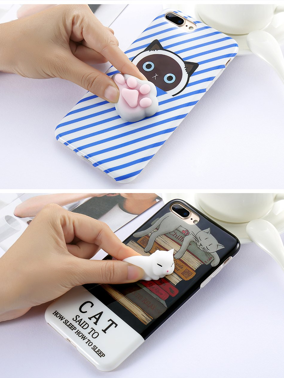 Squishy Phone Case For iPhone