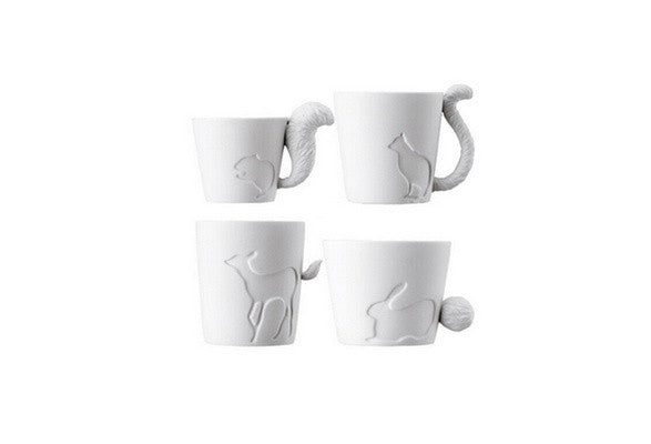 Ceramic Cat Coffee Cup - Delighful Pet Accessories