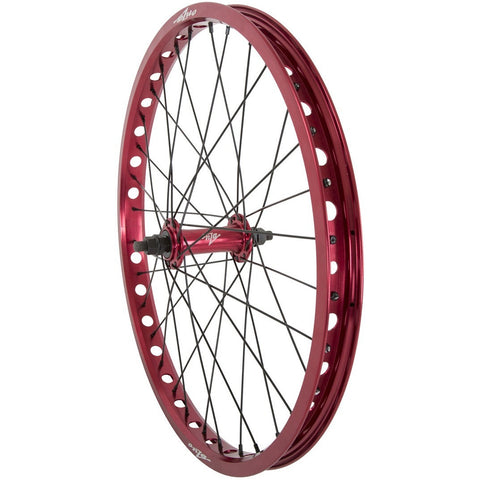 "20"" Front Wheel - Open Bearing - Onza Bikes"