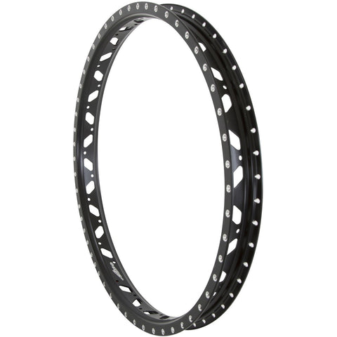 "Rim Pro Diamond Front 20"" Side Drilled - Onza Bikes"