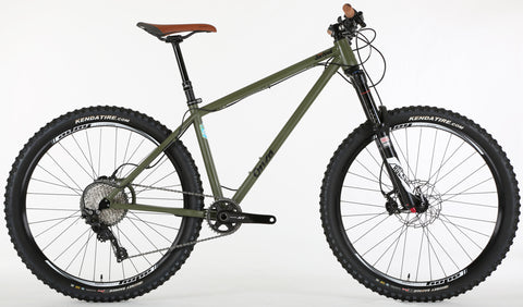 "Jackpot 27.5"" XT 11 Speed, Rock Shox Pike, Hope Custom Build 17"" (Ex Display) - Onza Bikes"
