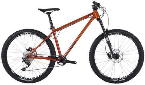 "Jackpot 27.5"" Mountain Bike - Orange - Onza Bikes"