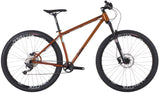 "Payoff 29"" Steel Hardtail Mountian Bike - Orange - Onza Bikes"