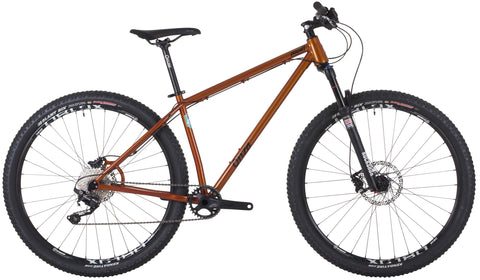 "Payoff 29"" Mountian Bike - Orange - Onza Bikes"