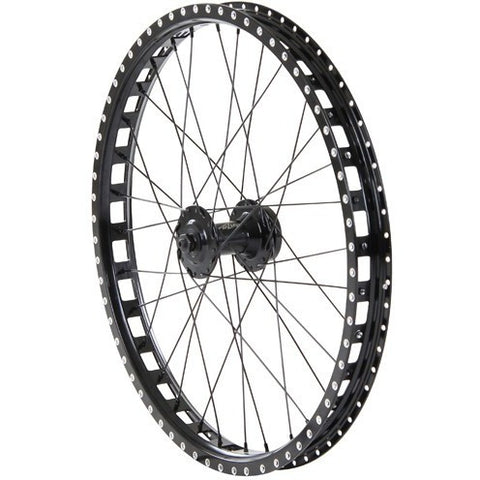 "20"" Front Wheel - Disc Open Bearing - Onza Bikes"