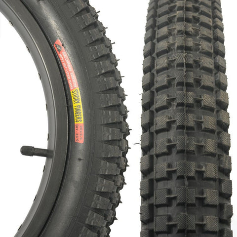 Sticky Finger Tyres - Onza Bikes