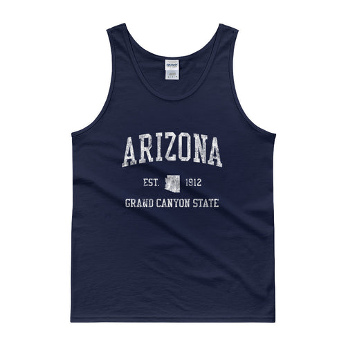 Vintage Arizona AZ Tank Top Adult - JimShorts