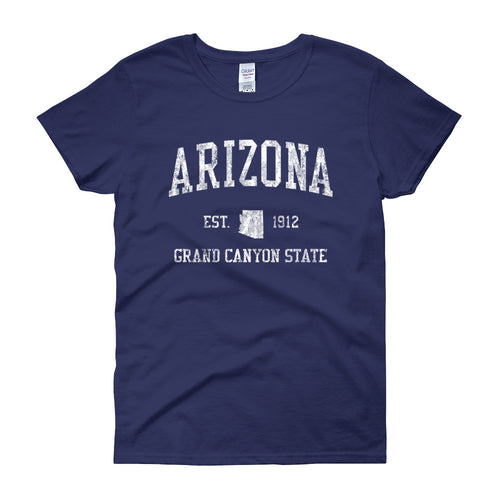 Vintage Arizona AZ Women's T-Shirt - JimShorts