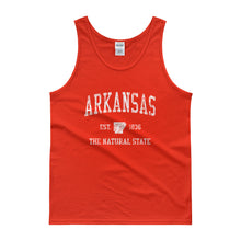Vintage Arkansas AR Tank Top Adult - JimShorts