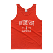 Vintage New Hampshire NH Tank Top Adult - JimShorts