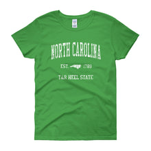 Vintage North Carolina NC Women's T-Shirt - JimShorts