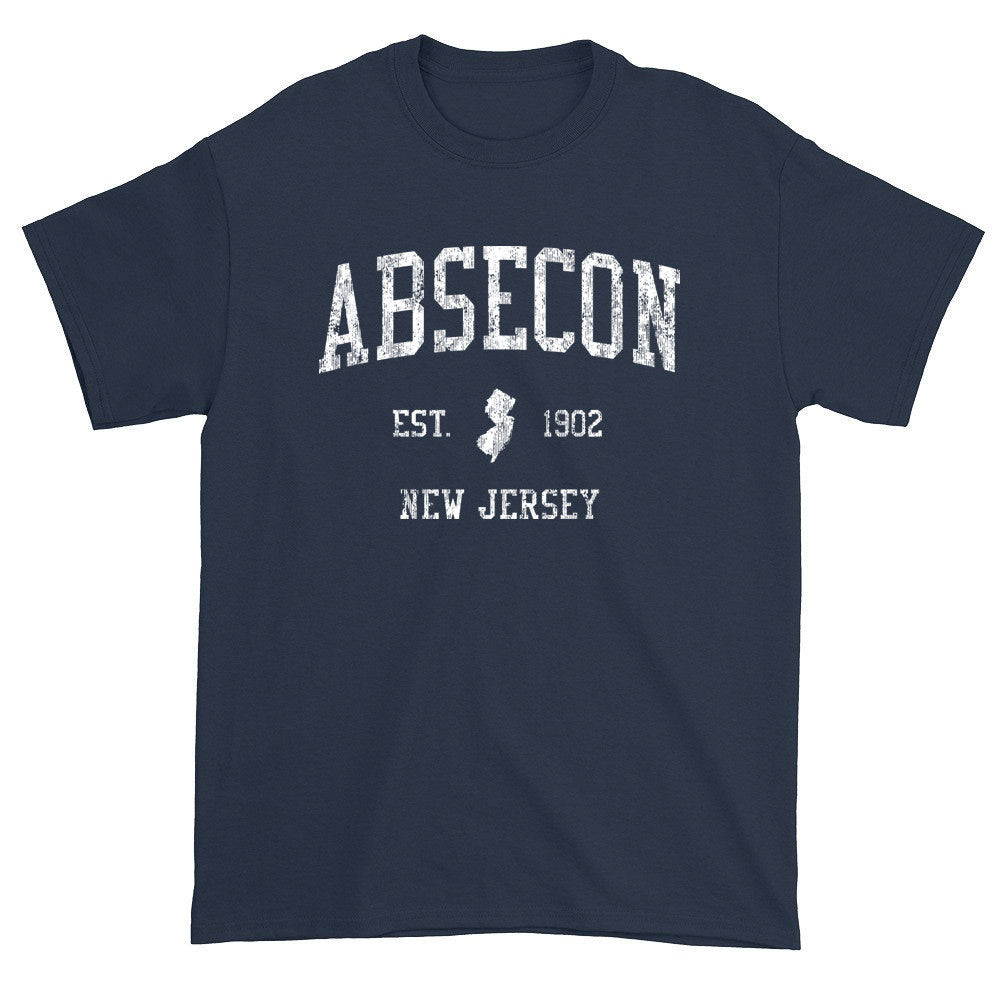 Vintage Absecon New Jersey NJ T-Shirts