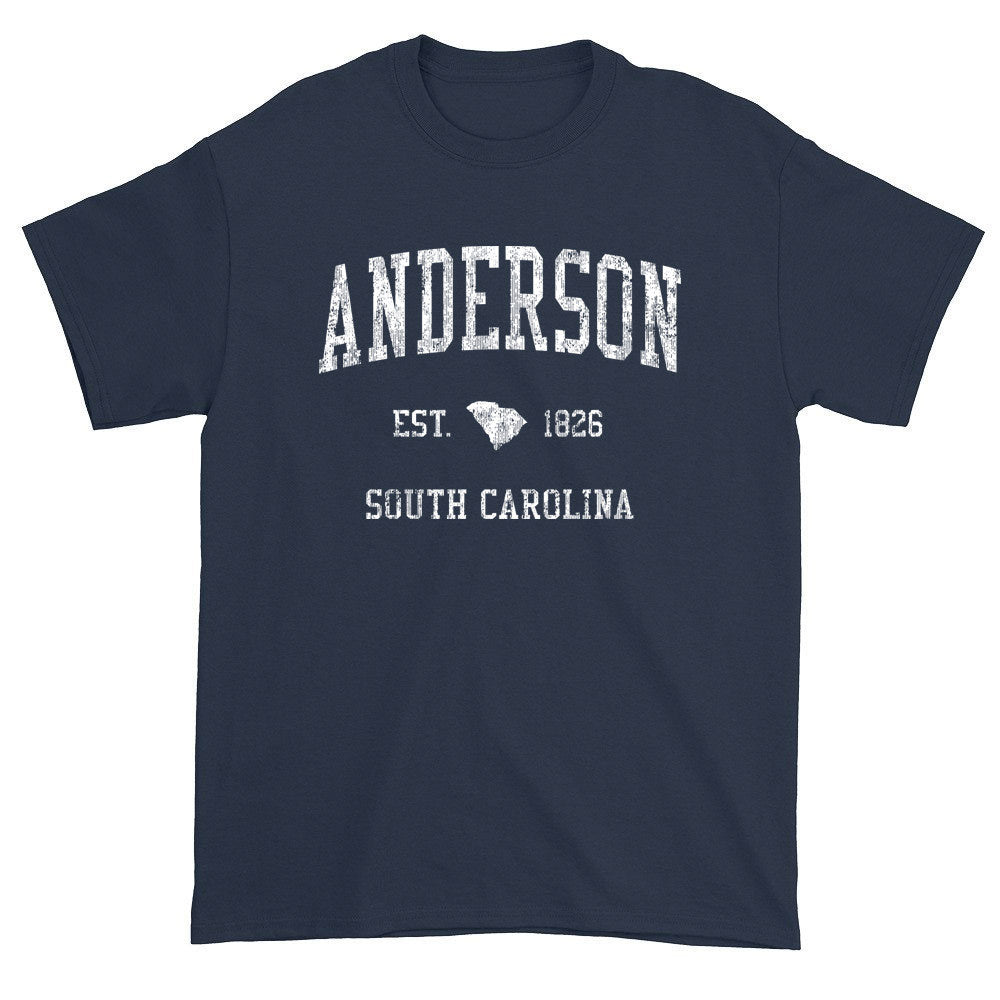 Vintage Anderson South Carolina SC T-Shirts