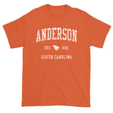 Vintage Anderson South Carolina SC T-Shirt Adult