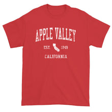 Vintage Apple Valley California CA T-Shirt Adult