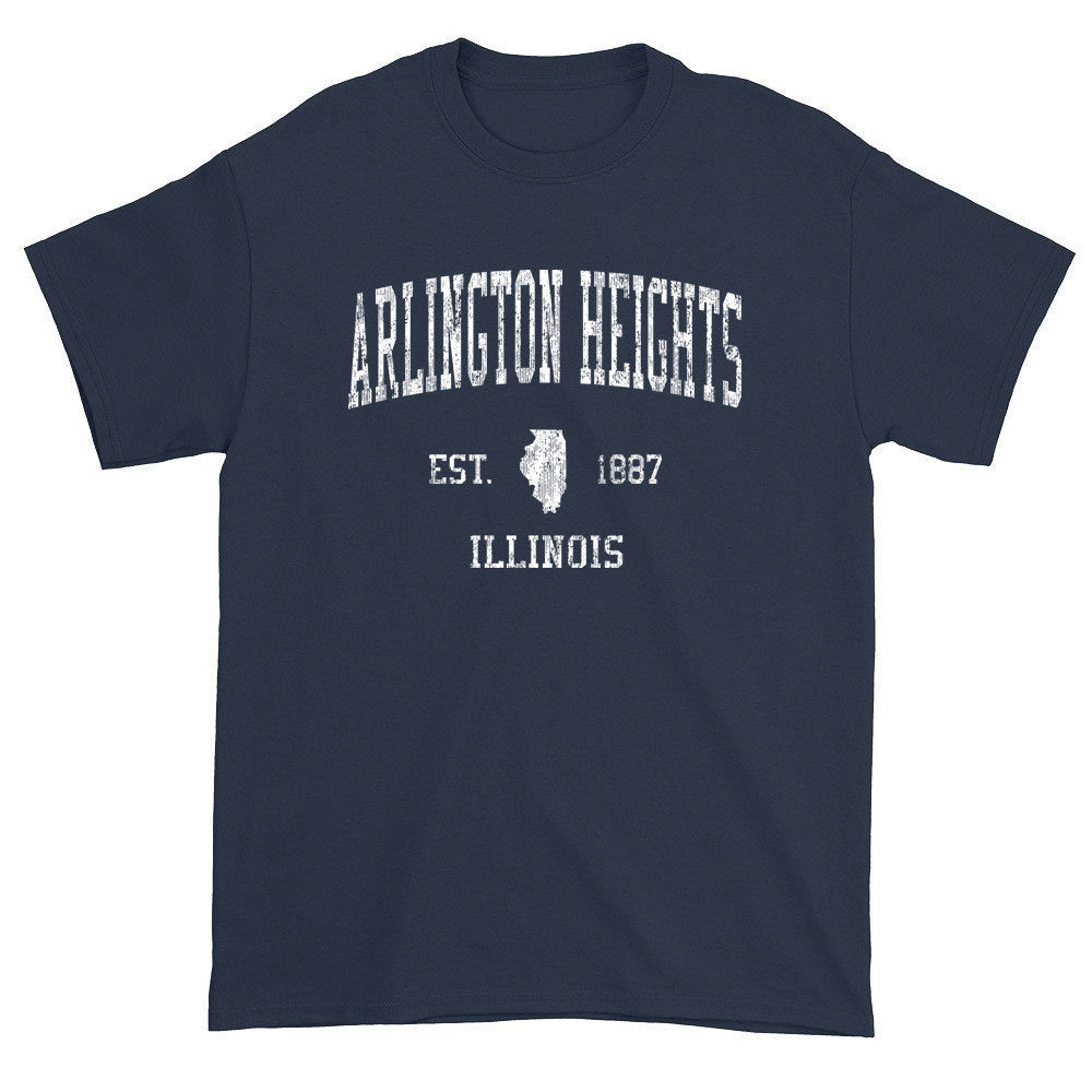Vintage Arlington Heights Illinois IL T-Shirts