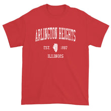 Vintage Arlington Heights Illinois IL T-Shirt Adult