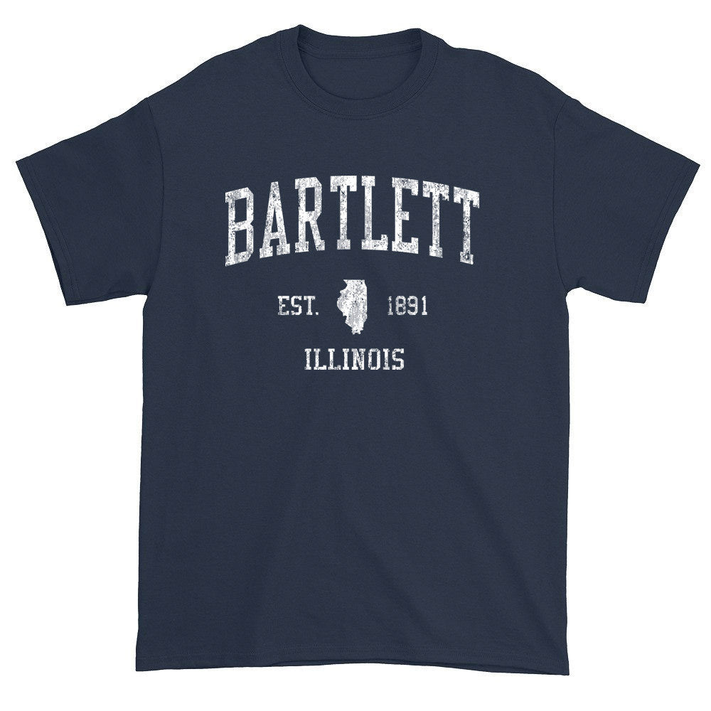 Vintage Bartlett Illinois IL T-Shirts