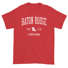 Vintage Baton Rouge LouisianaLA T-Shirt Adult