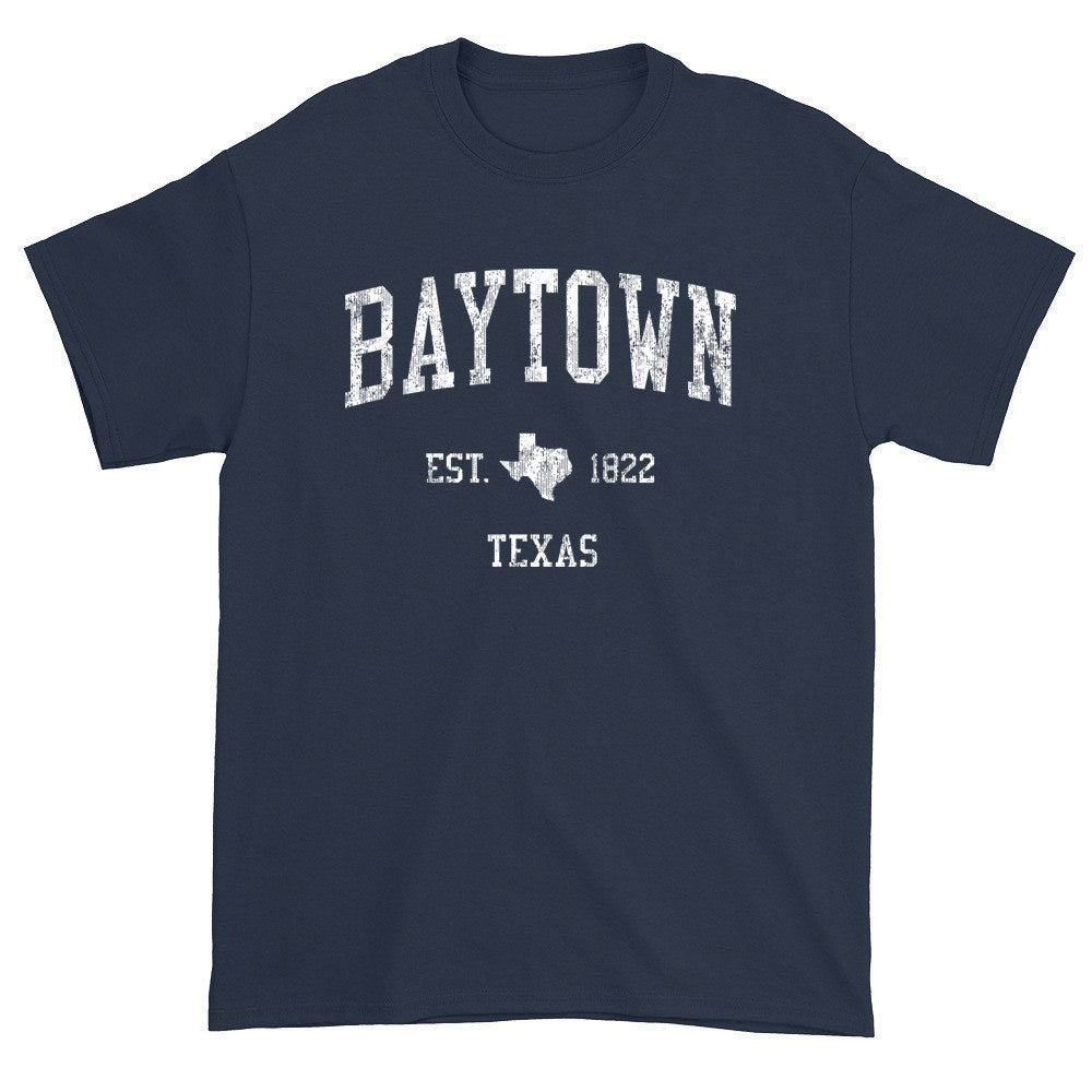 Vintage Baytown Texas TX T-Shirts