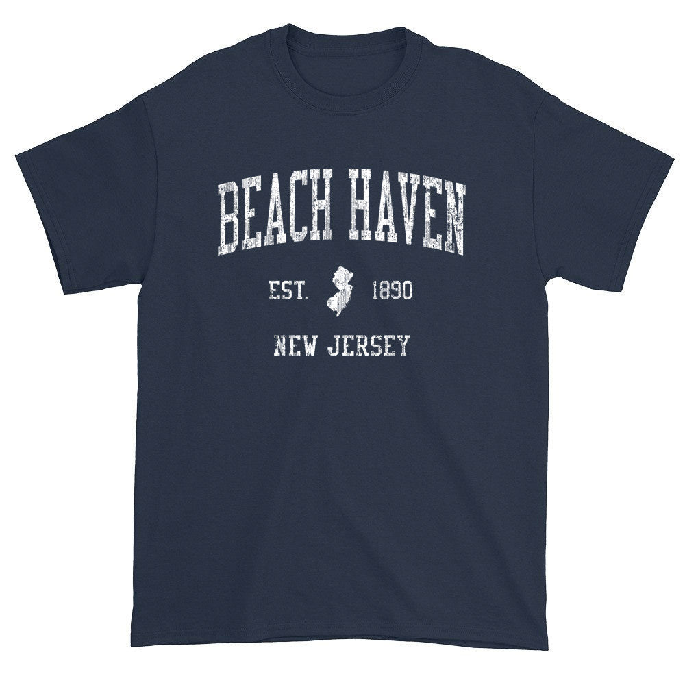 Vintage Beach Haven New Jersey NJ T-Shirts