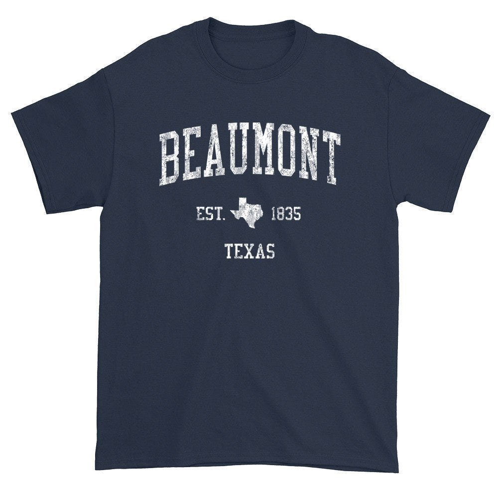 Vintage Beaumont Texas TX T-Shirts