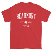Vintage Beaumont Texas TX T-Shirt Adult