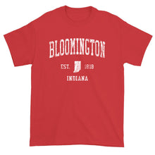 Vintage Bloomington Indiana IN T-Shirt Adult