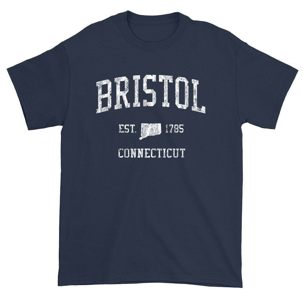 Vintage Bristol Connecticut CT T-Shirts