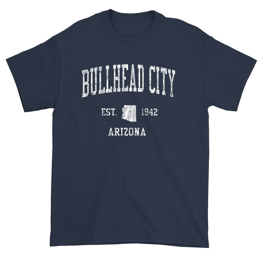 Vintage Bullhead City Arizona AZ T-Shirts