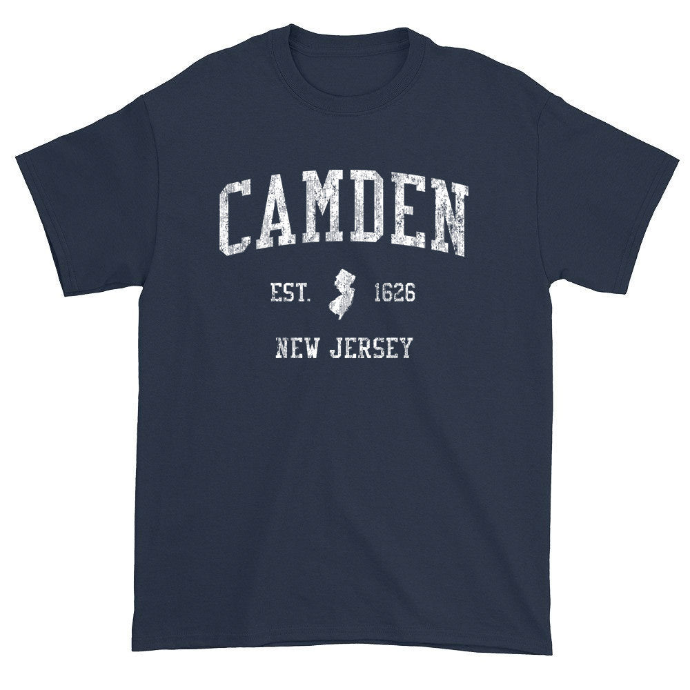 Vintage Camden New Jersey NJ T-Shirts