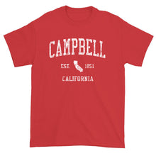 Vintage Campbell California CA T-Shirt Adult