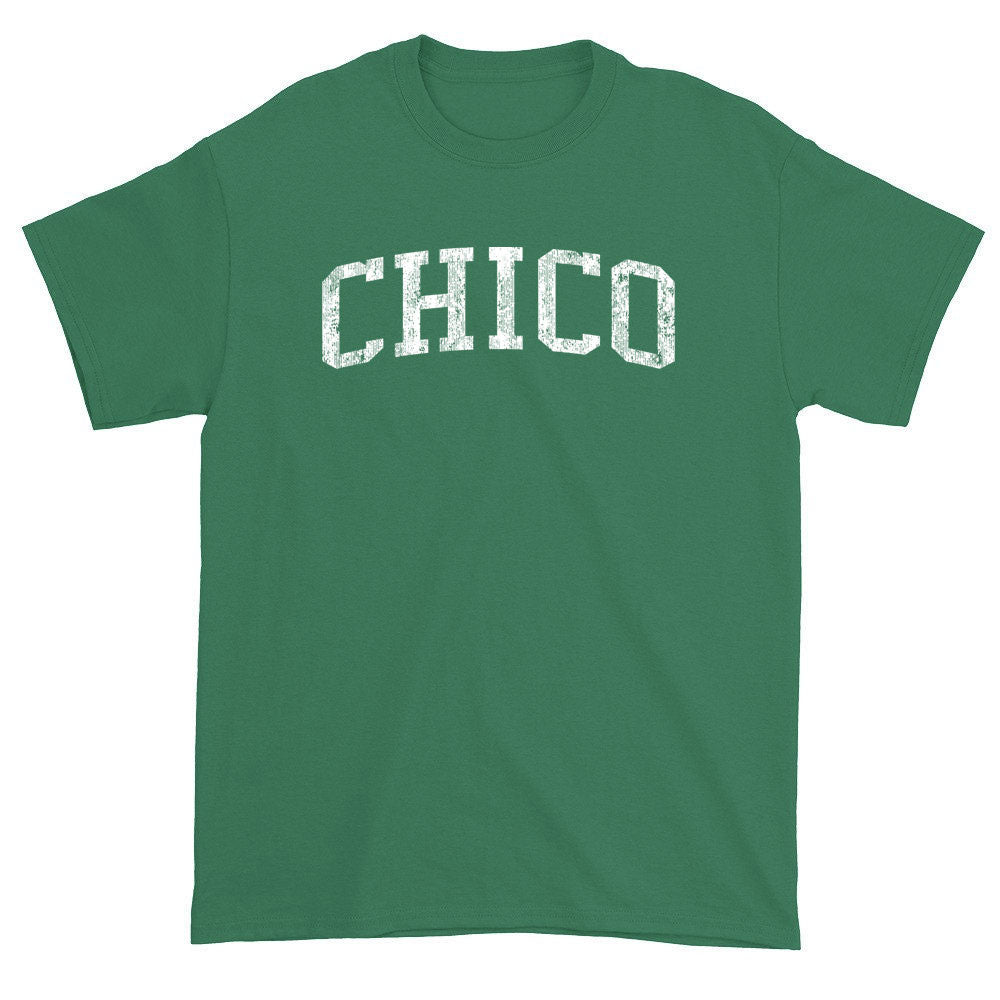 Chico California Ca T Shirts Jim Shorts