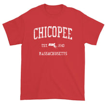 Vintage Chicopee Massachusetts MA T-Shirt Adult