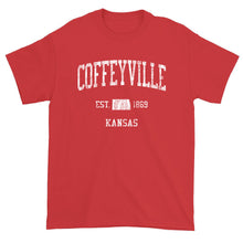 Vintage Coffeyville Kansas KS T-Shirt Adult
