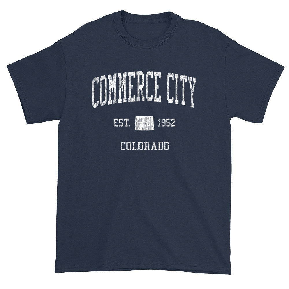 Vintage Commerce City Colorado CO T-Shirts