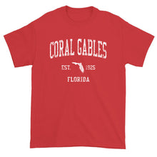 Vintage Coral Gables Florida FL T-Shirt Adult