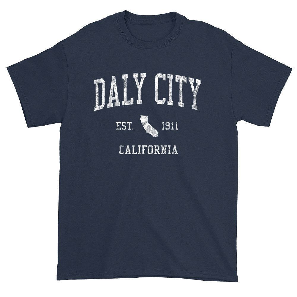 Vintage Daly City California CA T-Shirts