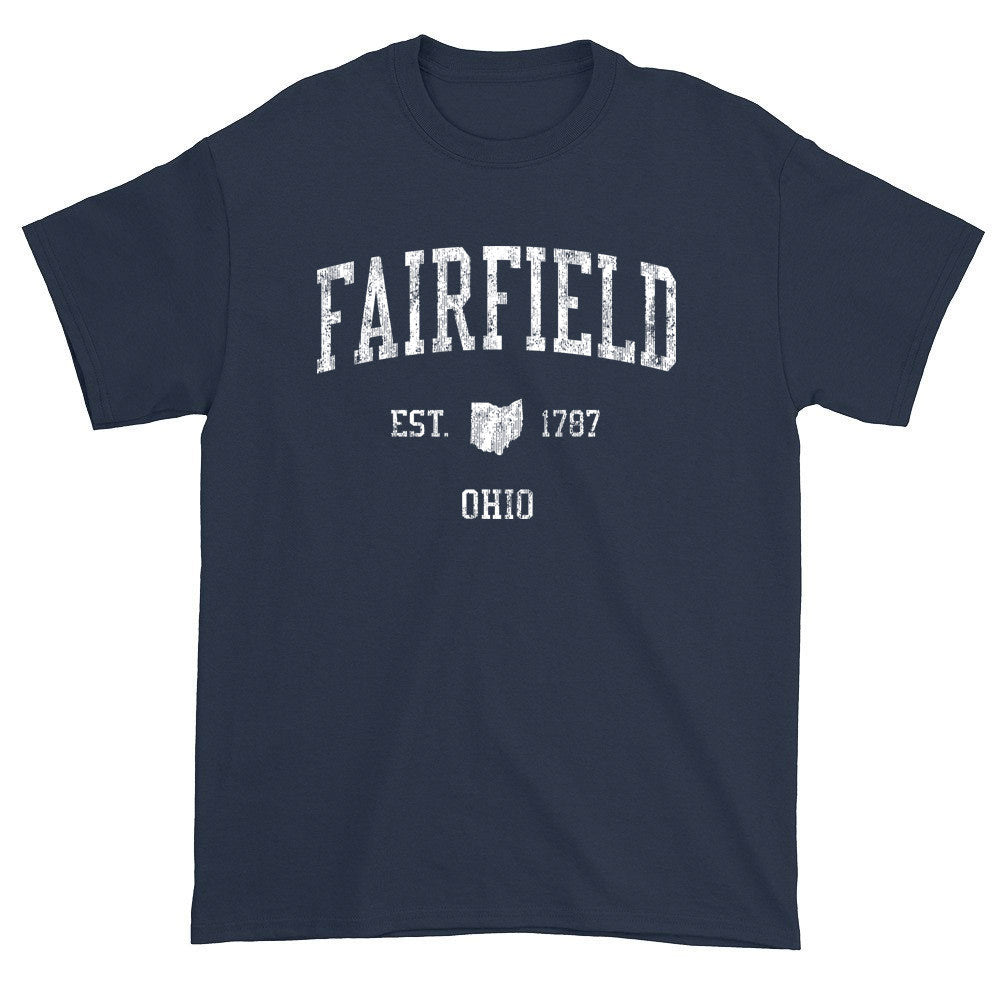 Vintage Fairfield Ohio OH T-Shirts