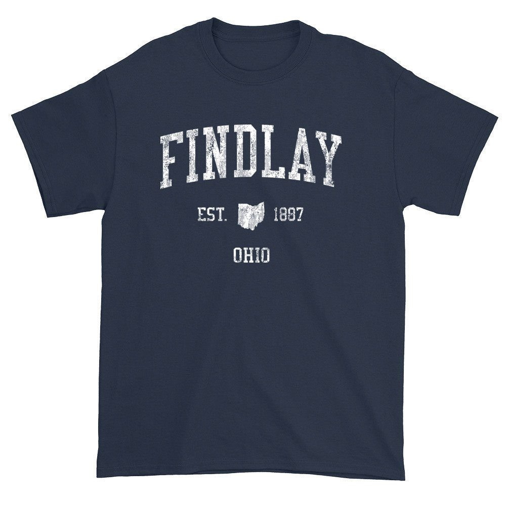 Vintage Findlay Ohio OH T-Shirts